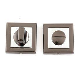 Накладка санузловая FERRE BK 0605 BL/NI (черный никель)