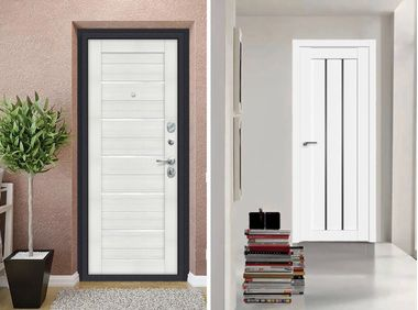 Двери и погонаж